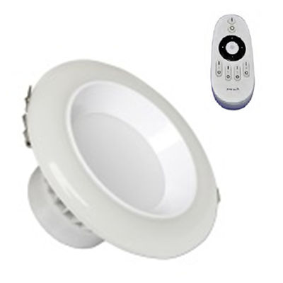CB3L3257 :: PLAFONNIER LED 12W DIMMABLE ET CCT TELECOMMANDABLE