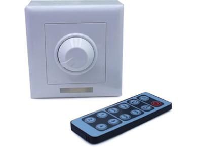 VAR220B-VARIATEUR LED 220V AVEC TELECOMMANDE :: + infos - Devis