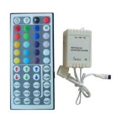 CONTIR44-CONTROLEUR RGB IR 44 TOUCHES :: + infos - Devis