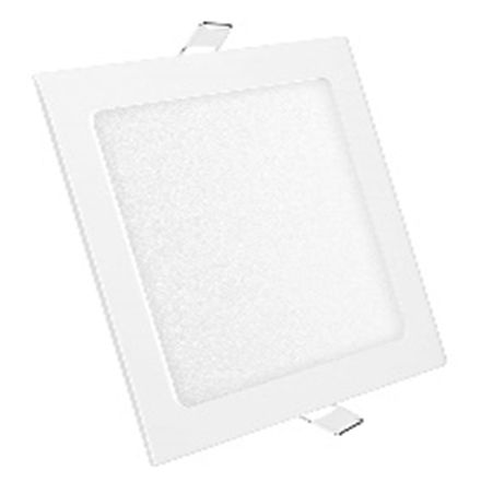 DL3L2574 :: PANNEAU LED CARRE BLANC PUR ULTRAPLAT ENCASTRABLE 18W