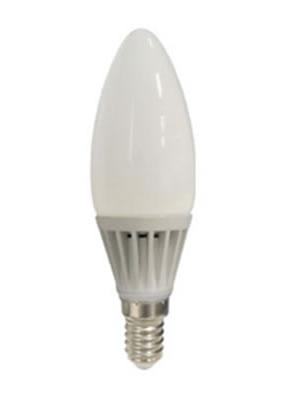 E14F5DY-AMPOULE FLAMME E14 420LM BLANC CHAUD :: + infos - Devis