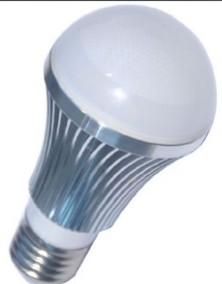 E27G7BY :: AMPOULE LED E27 GLOBE BLANC CHAUD 7W MATE