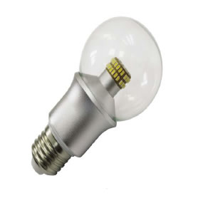 E27G9HVMY :: AMPOULE LED GLOBE DIMMABLE MATE 9W 360 CHAUD