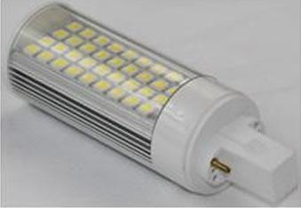 G24A8Y :: LAMPE LED G24 BLANC CHAUD 220V 8W