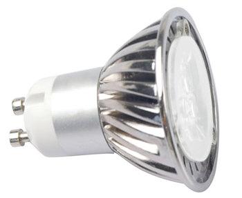 GU10S4MY-PUISSANT SPOT LED GU10 4W BLANC CHAUD :: + infos - Devis