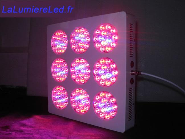 HOR400-PANNEAU LED POUR PLANTES 400W :: + infos - Devis