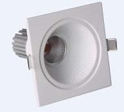 PLDG8GY-SPOT LED 8W 27V 550LM ANGLE 45 DEGRES BLANC CHAUD DE90 :: + infos - Devis