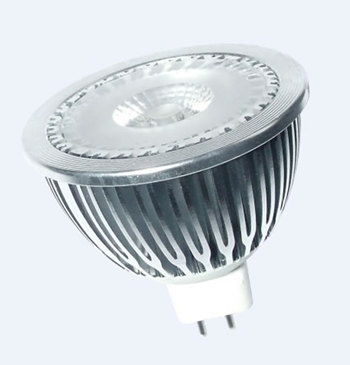 MR16S5LZ :: SPOT LED MR16 5W LED SHARP 360LM BLANC NATUREL