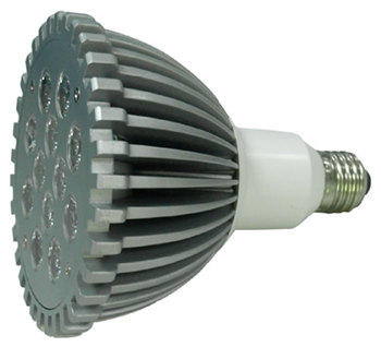 PAR38S12EY :: PAR 38 LED 12W BLANC CHAUD