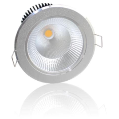 PLDJC10Y :: SPOT LED CREE ENCASTRABLE 10W BLANC CHAUD 3000K DE92