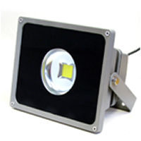 FLS50AY :: PROJECTEUR LED BLANC CHAUD 220V 50W