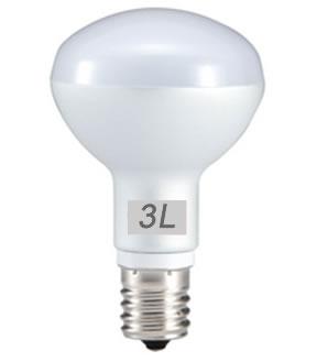 E14R5AY-AMPOULE LED R50 5W BLANC CHAUD :: + infos - Devis