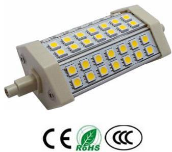 R7S10AY :: LAMPE R7S 10W 220V BLANC CHAUD