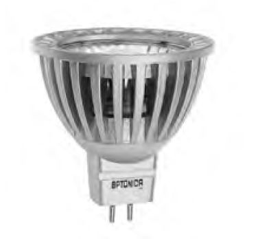 SP3L1164-SPOT LED 4W MR16 BLANC CHAUD :: + infos - Devis