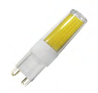 SP3L1620 :: AMPOULE LED G9 6W  BLANC CHAUD
