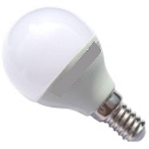 SP3L1755 :: AMPOULES LED RONDE E14 6W BLANC CHAUD
