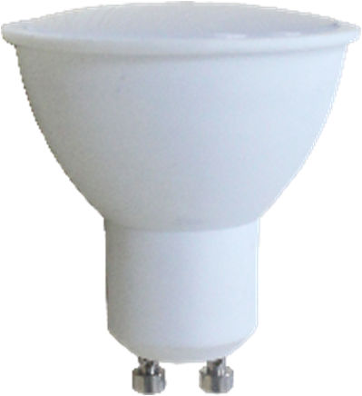 SP3L1934 :: SPOTS LED GU10 7W BLANC CHAUD