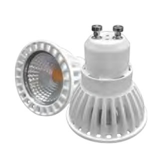 SP3L1963 :: SPOTS LED GU10 6W  DIMMABLE BLANC PUR