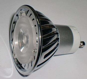 GU10S3MY :: SPOT LED GU10 220V 3W BLANC CHAUD