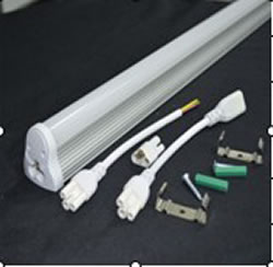 T8BG9Y :: TUBE T8 LED INTEGRE 60 CM BLANC CHAUD 9W