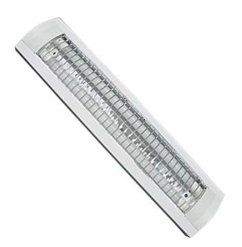 T806CR2Z :: TUBE T8 LED DOUBLE AVEC SUPPORT 20W BLANC NATUREL 1450LM
