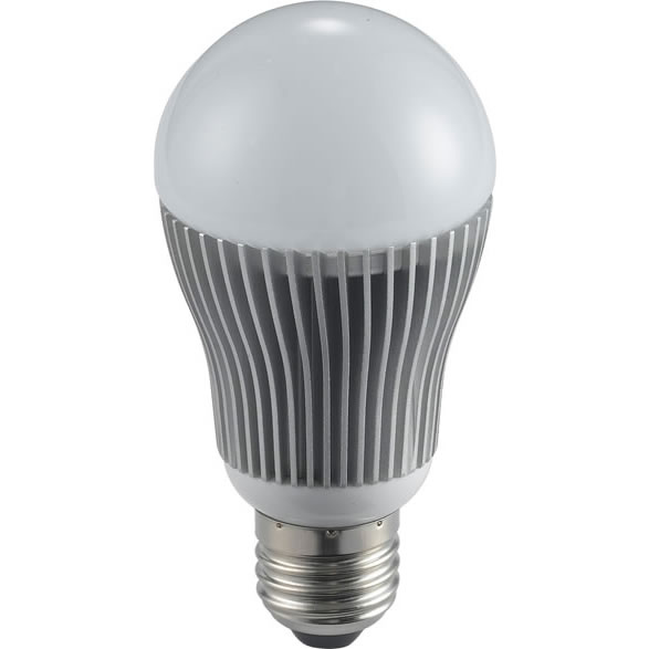 E27G7DY :: AMPOULE LED E27 GLOBE MATE 7W BLANC CHAUD