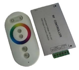 CONTCCTTOUCH-CONTROLEUR RGB RF TOUCH :: + infos - Devis