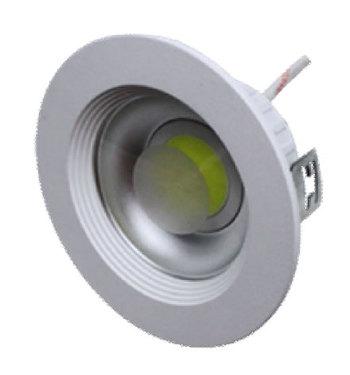 PLDM10Y-PLAFONNIER LED ROND 10W 550LM BLANC CHAUD DE111 :: + infos - Devis