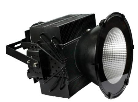 HPA100Y-LED PROJECTEUR ETANCHE 100W 220V BLANC CHAUD :: + infos - Devis