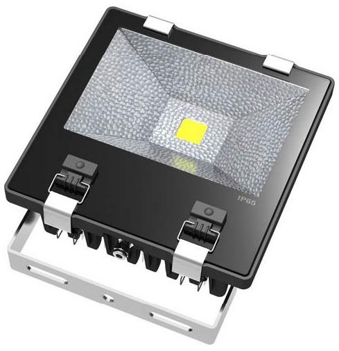 PROJM70Y-PROJECTEUR LED EPISTAR BLANC CHAUD 220V 70W :: + infos - Devis