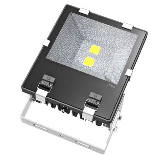 PROJM100Y-PROJECTEUR LED EPISTAR BLANC CHAUD 220V 100W :: + infos - Devis
