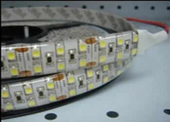 FR5YME :: RUBAN FLEXIBLE LED INT-EXT BLANC CHAUD ROULEAU 5 METRES 240 LEDS SMD3528 PAR METRE