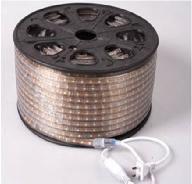FR100AY :: RUBAN FLEXIBLE LED EXTERIEUR DE 100 METRES BLANC CHAUD