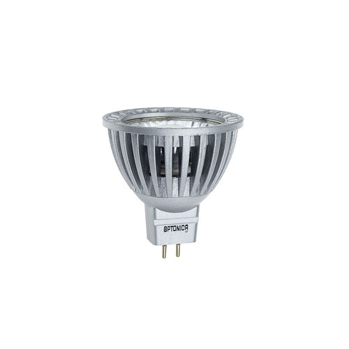 1164-SPOT LED MR16 BLANC CHAUD 4W 12V :: + infos - Devis