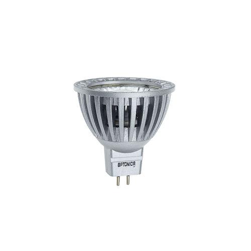 1170-SPOT LED MR16 BLANC CHAUD 6W 12V :: + infos - Devis