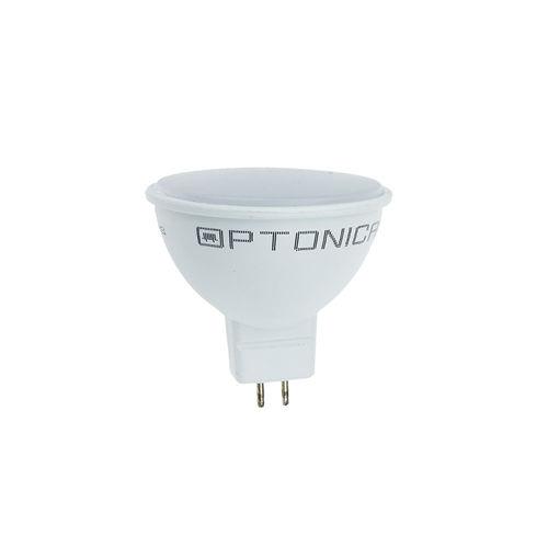 1194-SPOT LED MR16 BLANC PUR 7W 12V :: + infos - Devis