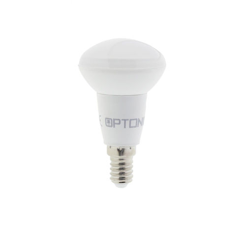 1439 :: AMPOULE LED E14  R50 BLANC NATUREL 6W