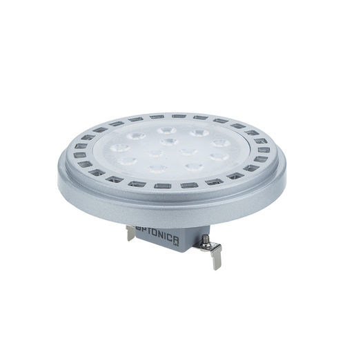 1516-SPOT LED AR111 G53 BLANC CHAUD 15W 12V :: + infos - Devis