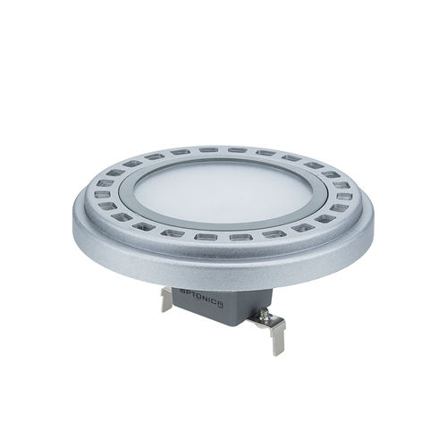 1519-SPOT LED AR111 G53 BLANC NATUREL 15W 12V :: + infos - Devis