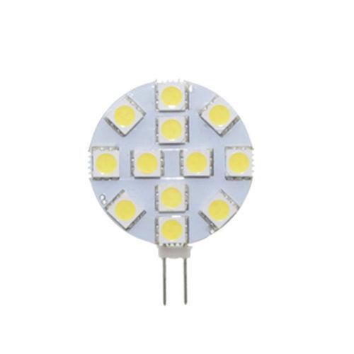3L1602-AMPOULE LED CULOT G4 BLANC CHAUD 1W :: + infos - Devis