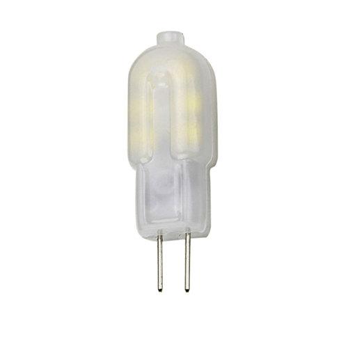 3L1615-AMPOULE LED CULOT G4 BLANC PUR 2W :: + infos - Devis