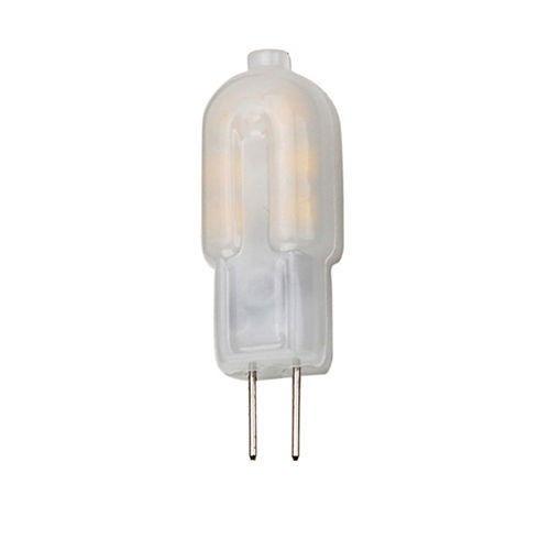 3L1617-AMPOULE LED CULOT G4 BLANC CHAUD 2W :: + infos - Devis
