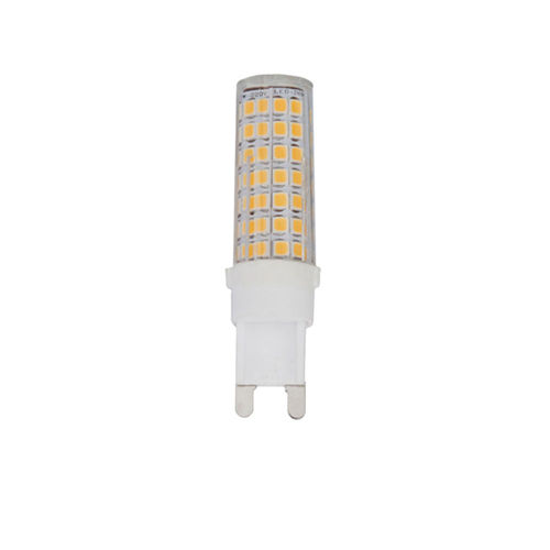 3L1643 :: AMPOULE LED CULOT G9 BLANC CHAUD 6W DIMMABLE