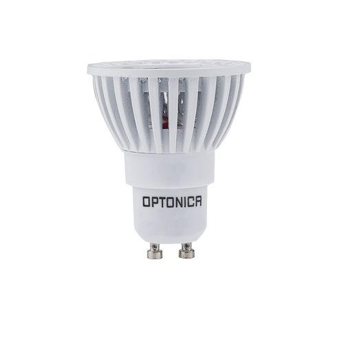 1959-SPOT LED GU10 BLANC CHAUD 6W 220V :: + infos - Devis