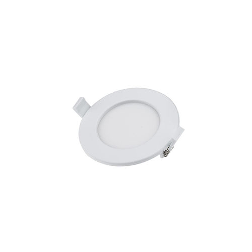 2590 :: MINI PANNEAU ROND IP44 6W CCT DIMMABLE