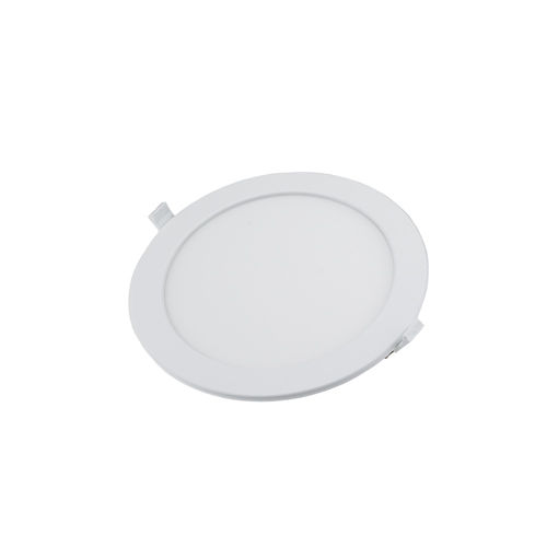 2591 :: MINI PANNEAU ROND IP44 12W CCT DIMMABLE