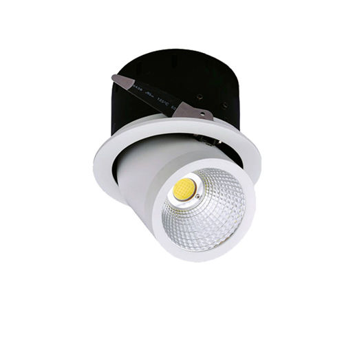 3237 :: PLAFONNIER LED COB CITIZEN 35W BLANC PUR