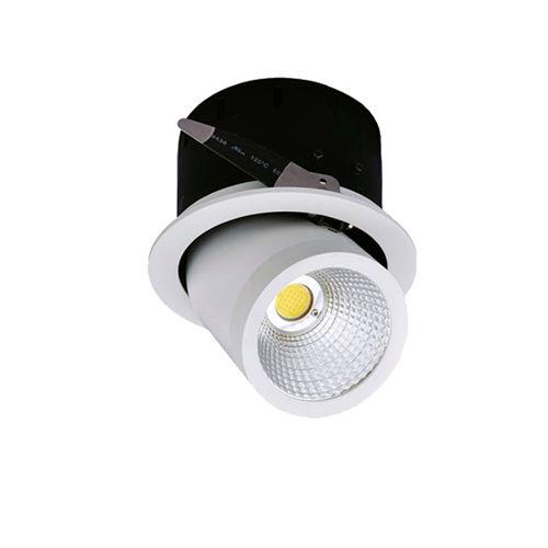 3238-PLAFONNIER LED COB CITIZEN 35W BLANC NATUREL  :: + infos - Devis