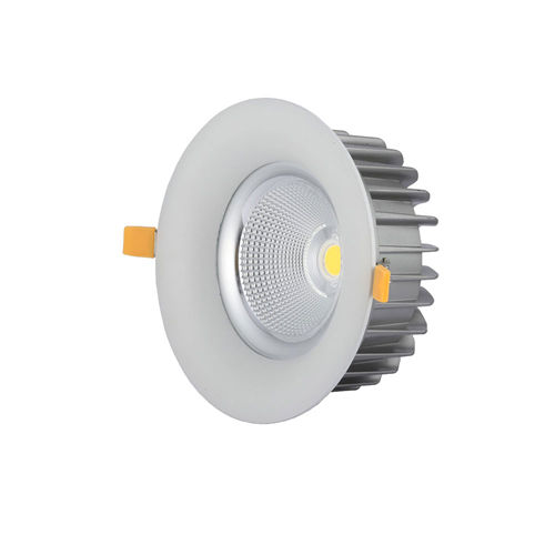 3261 :: PLAFONNIER LED COB 40W 60 DEGRES TUV BLANC NATUREL
