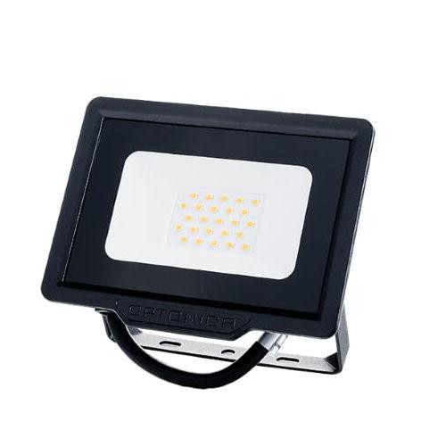 5920-PROJECTEU LED ETANCHE CORPS NOIR 20W NOIR CHAUD :: + infos - Devis